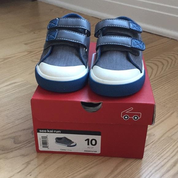 See Kai Run Shoes | Casey Gray Toddler